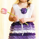 * Crochet Patterns in Fashion Yarns - Family Fashion Patterns
