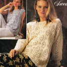 *McCall's Needlework 1994 - Smocked Bonnet - Tatted Doily