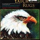 """*Latch Hook pattern - EAGLE - 27"""" X 30"""""""