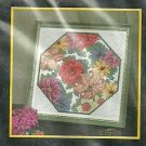 *Flower Cross Stitch Kit  FLORAL By Alice Peterson Company