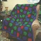 *Crochet Afghan Collector's Series -Luxurious Legacy