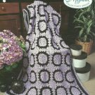 *Crochet Afghan Collector's Series - Lilac Passion