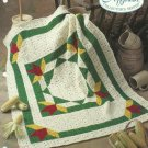 *Crochet Afghan Collector's Series - Dutch Tulips