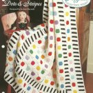 *Crochet Afghan Collector's Series - Dots and Stripes