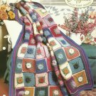 *Crochet Afghan Collector's Series - Vintage Blooms - Thrifty Scraps