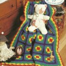 *Crochet Afghan Collector's Series - Baby Rainbow - Take-Along Blocks