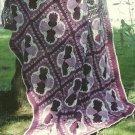 *Crochet Fantasy Best Afghans 1997 - Best Friends - Magnolia - Windmill Hearts
