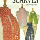 *Maggie's Crochet Scarfs - 8 Designs - Beaded - Lacy - Fuzzy