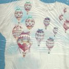 *Iron-On Decals - Fashion Art - Balloons - Up Up and  - Dimensions