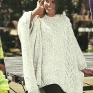 ** 6 * Ponchos to Knit and Crochet