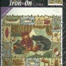 *Iron-On Transfer - Full Color - Boys Design - Bear