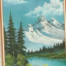 *Bob Ross / Priscilla Hauser Painting Lessons - Folk Art Quilt
