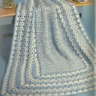 * Crochet 12-Hour Afghan - Casserole Tote - Diamond Shawl