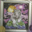 *Tiger Cross Stitch  Kit TIGER OF THE HEAVENS