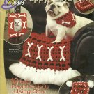 *Annie's Attic Crochet 'n' Weave Puppy Love - 10 Easy Projects