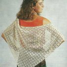 *Beginner's Basics: Instructions for Lacy Shawl - Shell - Baby Afghan Plus