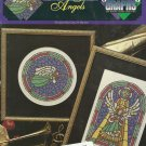 * ANGEL Cross Stitch Pattern STAINED GLASS ANGELS PATTERN