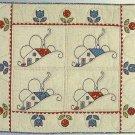 *Miniature Quilts - 30 Plus Patterns - Scarecrow Quilt - 2000