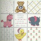 *Baby Cross Stitch Kit  Birth Announcement ~ BABY'S FRIEND