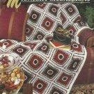 *Annie's Crochet Quilt  Afghan Club -  Midnight Medallions -