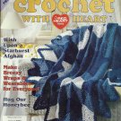 *Crochet with Heart - Starburst Afghan - Li'l Boy Jacket - Farmer Bob and Friends