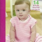 *Crochet/Knit Super Baby - 14 Projects