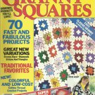 *Crochet Big Book of Granny Squares - 70 Items - Family Sweaters