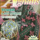 *Crochet 22 Afghan Patterns - Southwest - Lavender and Lace -