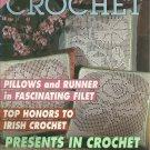 *Decorative CROCHET #36 - 27 Patterns Filet Crochet Festival