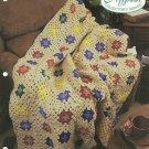 *Crochet Afghan Collector's Series - Crayon Stars