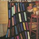 *Crochet 3 Scrap Happy Afghans