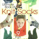 *Annie's Attic Ultimate Book of Knit Socks - 9 - some lacy