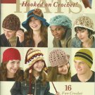 *Annie's Attic Hooked on Crochet! Hats - Caps