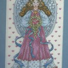 *Cross stitch kit  ANGEL OF LOVE By Joan Elliott *