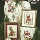 * 6 Cross Stitch Patterns Stoney Creek SANTA COLLECTORS SERIES