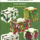 * Stained Glass Pattern Aanraku  Tissue Cozies 1 -