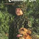 ** Camoflage Crochet Patterns - Sweater - Socks - Hat - Mittens - Afghan