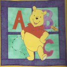 ** Peek-A-Boo Pooh Patchwork Book - 12 Projects