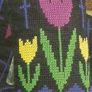 ** Tulip Afghan Set - Annie's Crochet Quilt Afghan Club