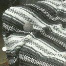 ** Herringbone Stripes Afghan Pattern - Annie's Quilt and Afghan Club