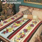 ** Summer Symphony Afghan Pattern - Annie's Quilt and Afghan Club