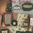 ** Christmas Cross Stitch Patterns MILL HILL HOLIDAY ALPHABETS 1999