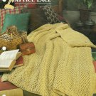 ** Lattice Lace Afghan Pattern - Annie's Quilt and Afghan Club