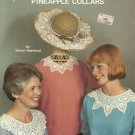 ** Crochet VINTAGE Heirlooms Pineapple Collars