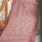** Crochet Angel, Lacy Shells, Aaran, Southwest Designs
