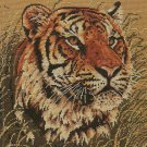 ** 3 CROSS STITCH PATTERNS - DAVID & CHARLES ~ TIGERS
