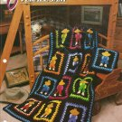 ** Overall  Sam - Annie's Quilt and Afghan Club