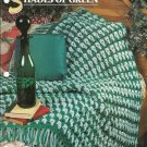 ** Shades of Green  - Annie's Quilt and Afghan Club