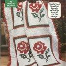 ** Hooked on Crochet - Christmas - Holstein Afghan -