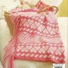 **Fair Isle Afghans to Crochet